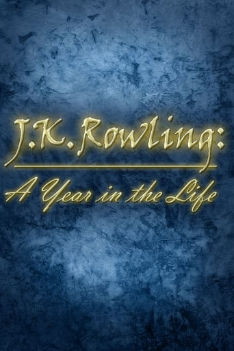Poster of J.K. Rowling: A Year in the Life