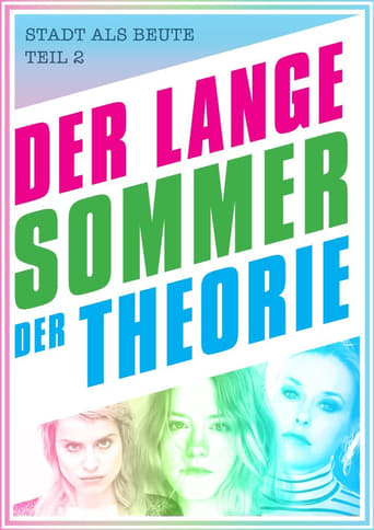 Poster of The Long Summer of Theory