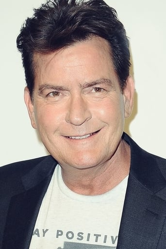 Image of Charlie Sheen