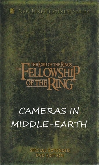 Poster of Cameras in Middle-Earth