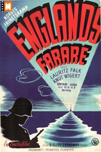 Poster of Englandsfarere