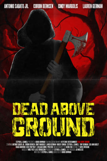Poster of Dead Above Ground