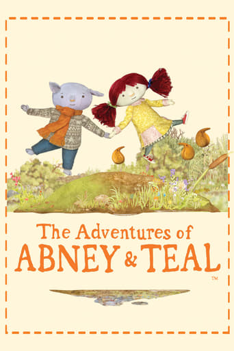 Poster of The Adventures of Abney & Teal