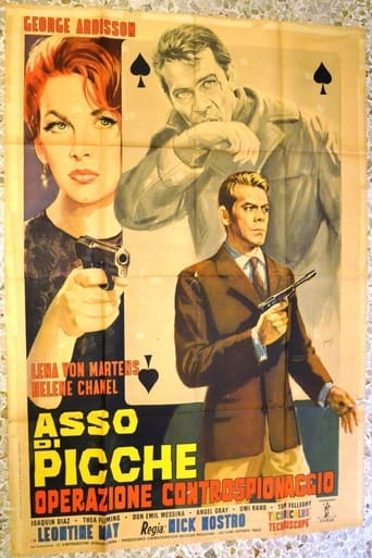Poster of Operation Counterspy