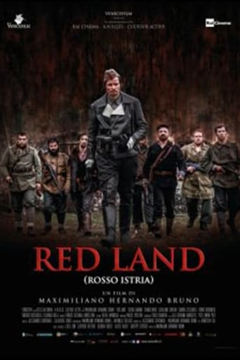 Red Land (Rosso Istria) poster