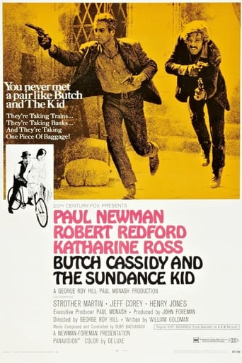 Poster of Butch Cassidy and the Sundance Kid