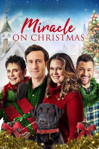 Poster of Miracle on Christmas