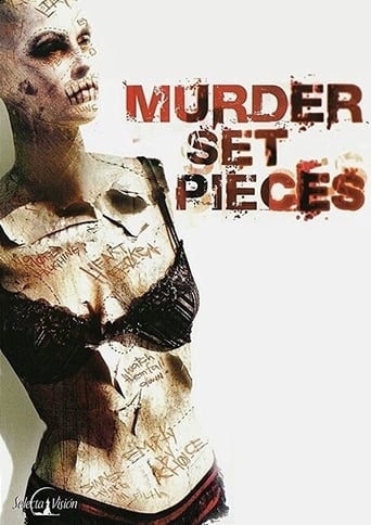 Poster of Murder-Set-Pieces