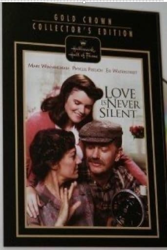 Poster of Love Is Never Silent