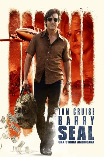 Poster of Barry Seal - Una storia americana