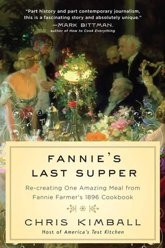Poster of Fannie's Last Supper