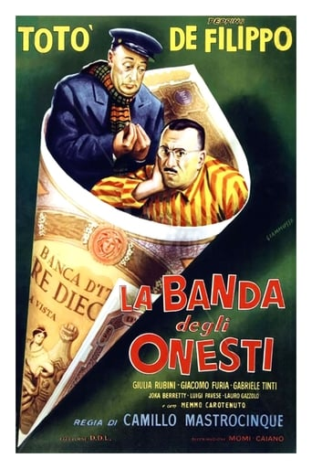Poster of The Band of Honest Men