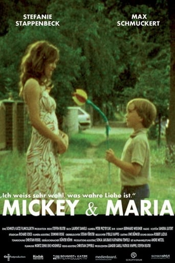 Poster of Mickey & Maria