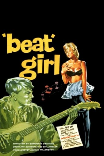 Poster of Beat Girl
