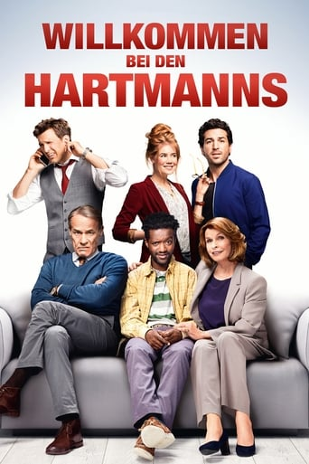 Poster of Welcome to the Hartmanns