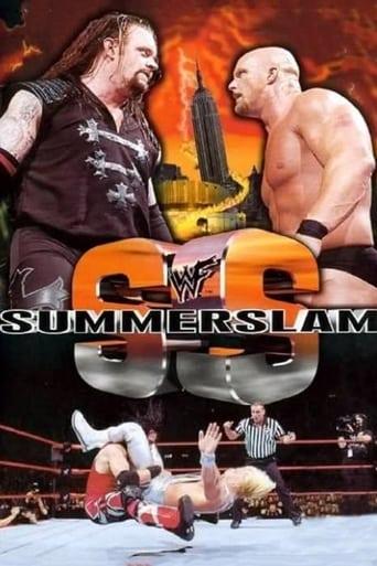 Poster of WWE SummerSlam 1998