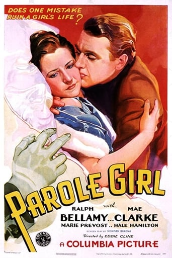 Poster of Parole Girl
