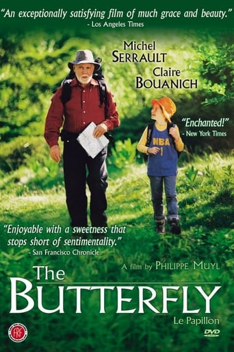 Poster of The Butterfly