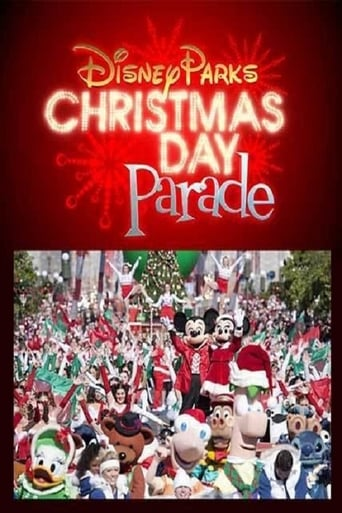 Poster of Disney Parks Christmas Day Parade