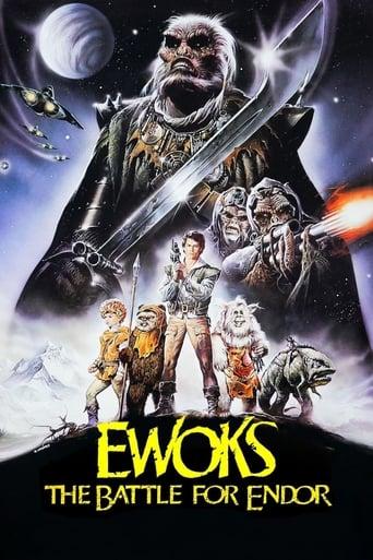 Poster of Ewoks: The Battle for Endor