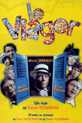 Poster of Le Viager
