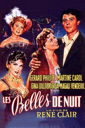 Poster of Beauties of the Night