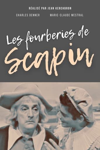 Poster of Les Fourberies de Scapin