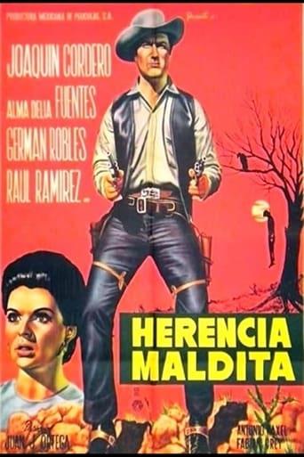 Poster of Herencia maldita