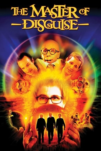 Poster of The Master of Disguise