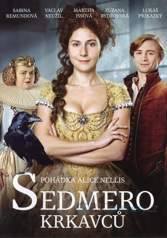 Poster of Sedmero krkavců