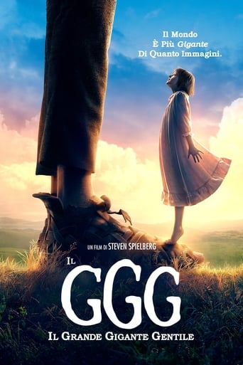 Poster of Il GGG - Il grande gigante gentile