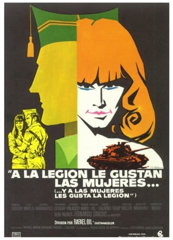 Poster of A la Legión le gustan las mujeres… y a las mujeres, les gusta la Legión
