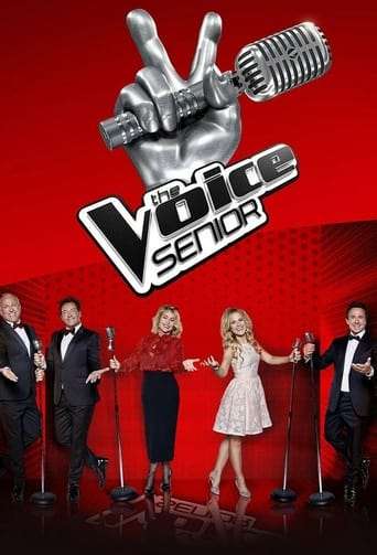 Poster of The Voice Senior