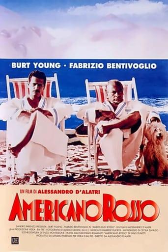 Poster of Americano rosso