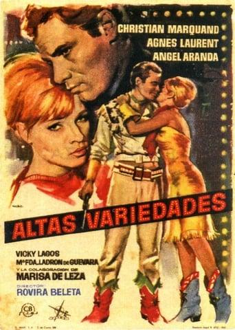 Poster of Altas variedades