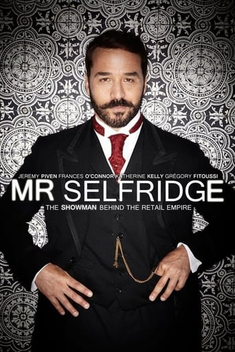 Poster of Mr Selfridge