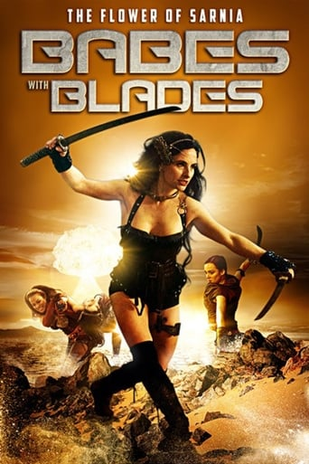Poster of Babes with Blades