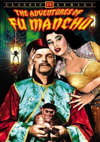 Poster of The Adventures of Dr. Fu Manchu