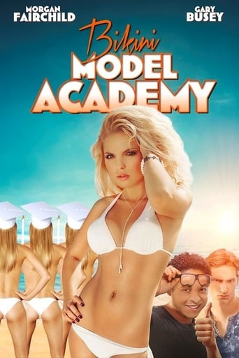 Poster of Bikini Model Academy
