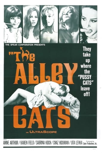 Poster of The Alley Cats