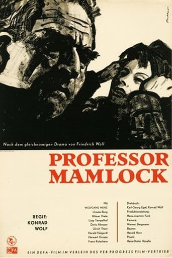 Poster of Professor Mamlock
