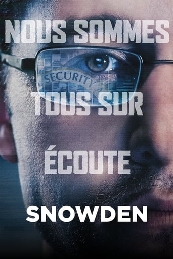 Poster of Snowden