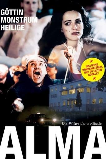 Poster of Alma - A Show biz ans Ende