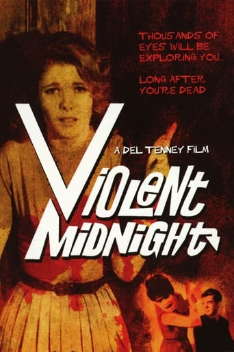 Poster of Violent Midnight
