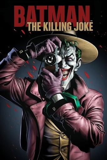 Poster of Batman: The Killing Joke