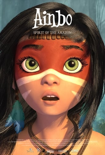 Poster of Ainbo: Spirit of the Amazon