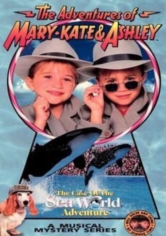 Poster of The Adventures of Mary-Kate & Ashley: The Case of the SeaWorld Adventure