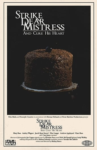 Poster of Strike, Dear Mistress, and Cure His Heart
