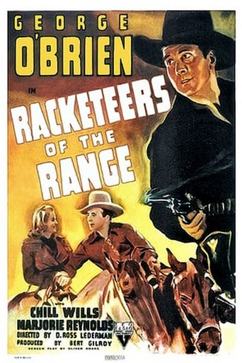 Poster of Racketeers of the Range