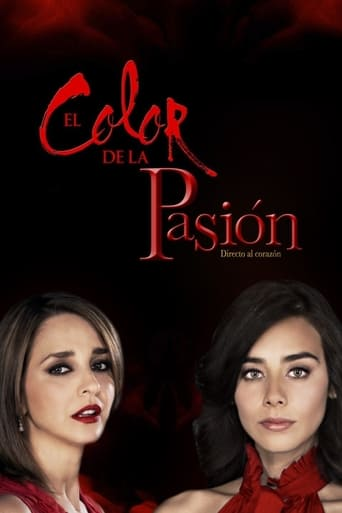 Poster of The Color of Passion